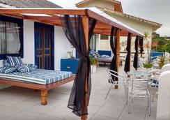 Blue Magic Hostel - โฟลเรียนอโปลิส - เลานจ์