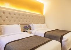 Sandpiper Hotel - กัวลาลัมเปอร์ - ห้องนอน