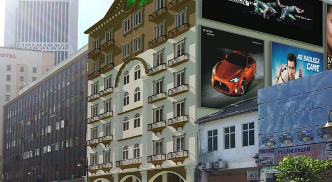 Sandpiper Hotel - Kuala Lumpur - Building