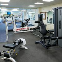 Holiday Inn Express & Suites Pittsburgh West - Green Tree Fitness Facility