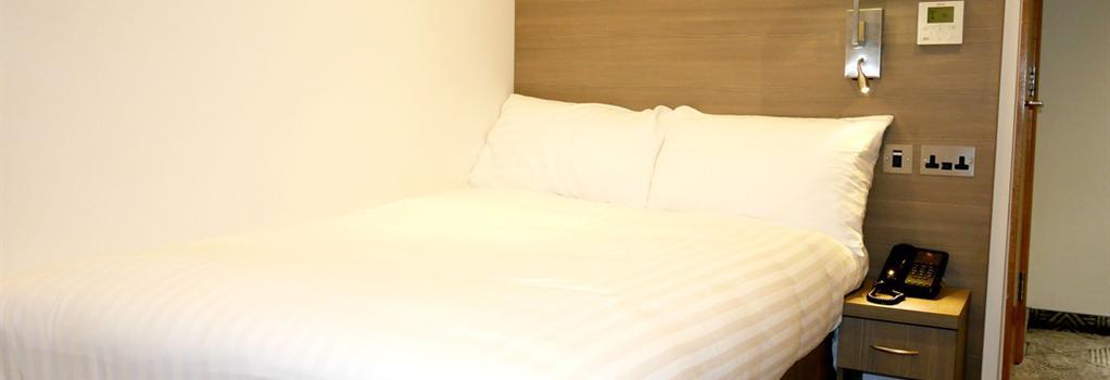 Lion & Key Hotel - London - Bedroom