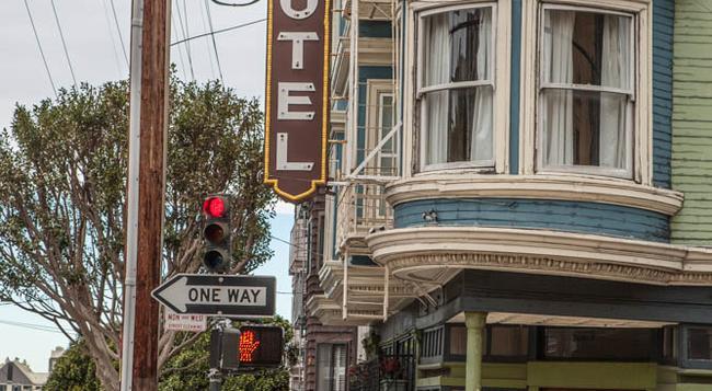 Casa Loma Hotel - San Francisco - Building