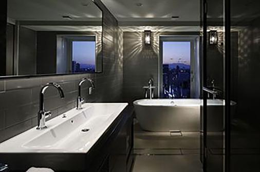 โรงแรมชินจูกุ แกรนเบลล์ - โตเกียว - ห้องน้ำ