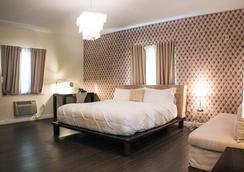 The New Hotel Miami - ไมอามีบีช - ห้องนอน