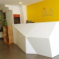 Sla Boutique Hostel Reception