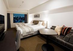 Hotel Mystays Premier Omori - โตเกียว - ห้องนอน