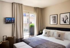Hotel Murmuri Barcelona - บาร์เซโลน่า - ห้องนอน