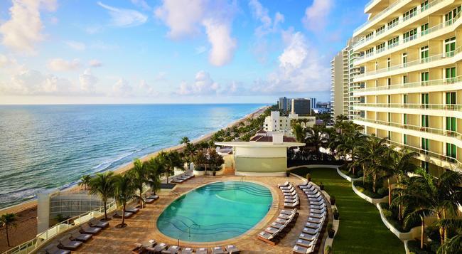 The Ritz-Carlton Fort Lauderdale - Fort Lauderdale - Building