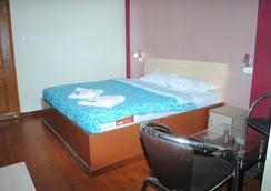 Hotel Anchorage Inn - Port Blair - พอร์ต แบลร์ - ห้องนอน