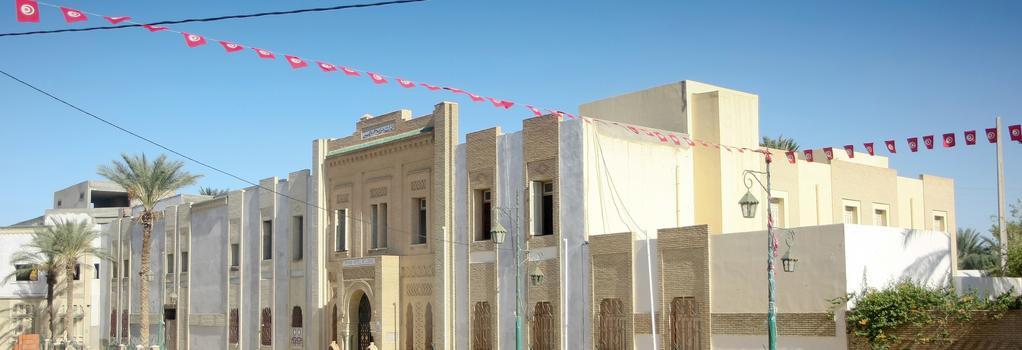 Residence Tozeur Almadina